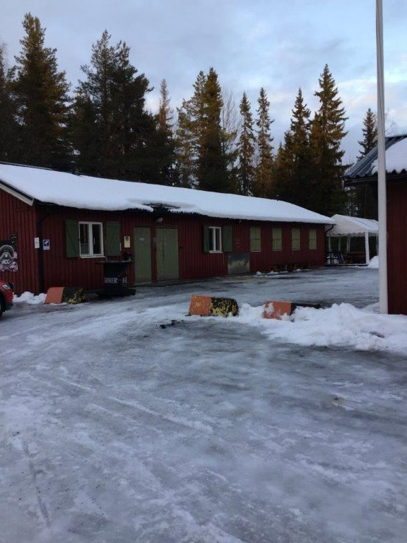 HV299 Club house with kitchen and dormitory near Biathlon stadium