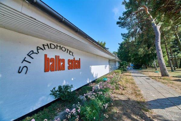 Strandhotel Balka Søbad