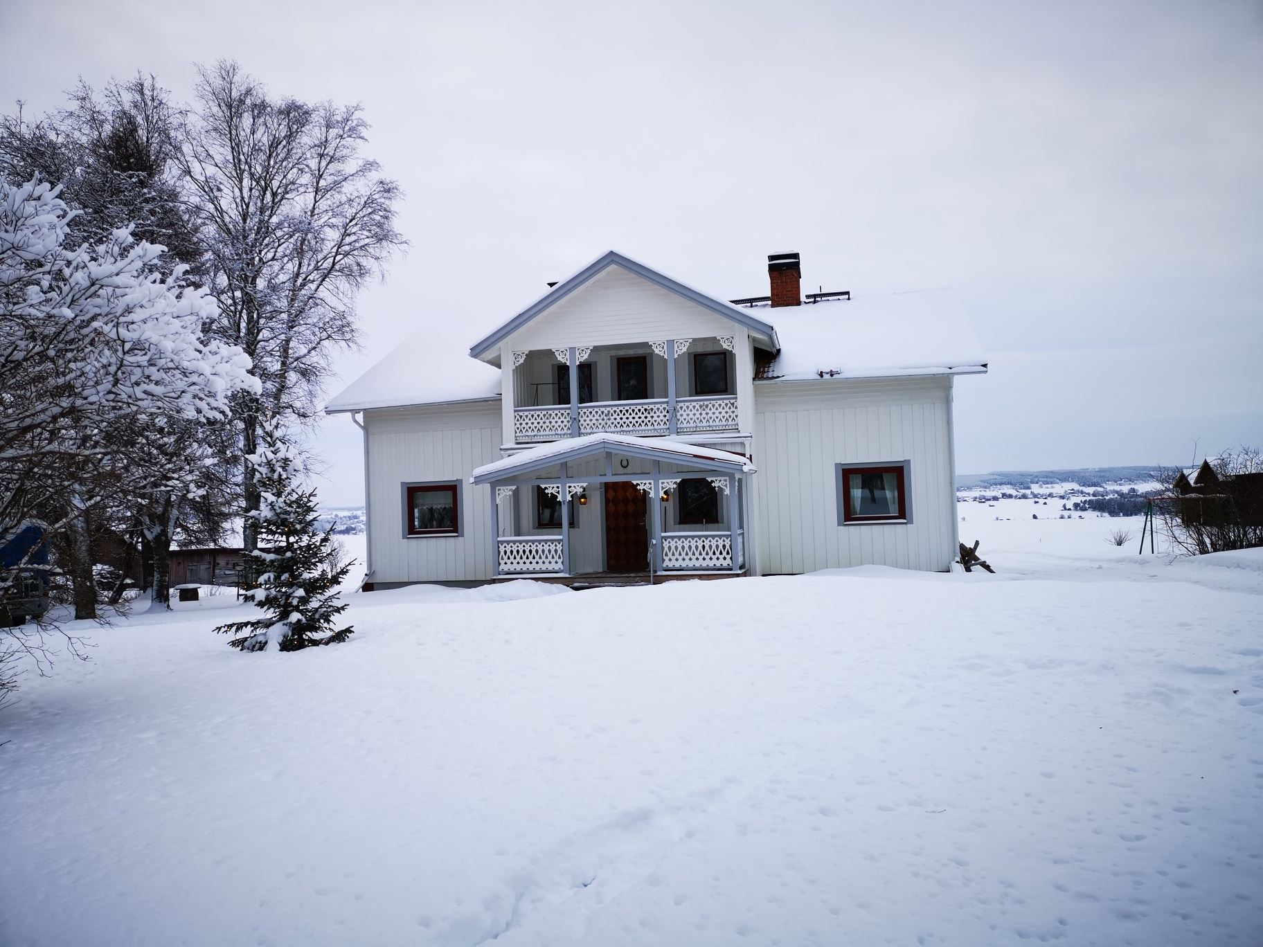 HV302 House in Optand