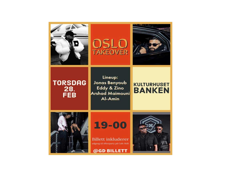 Oslo Takeover