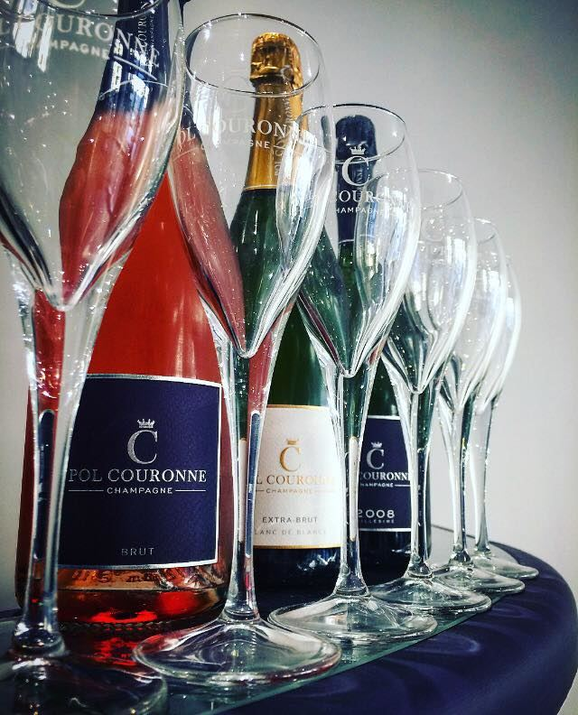 Champagne Pol Couronne - Master class prestige