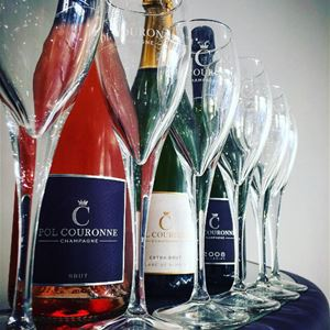 Champagne Pol Couronne - Master class sabre luxe