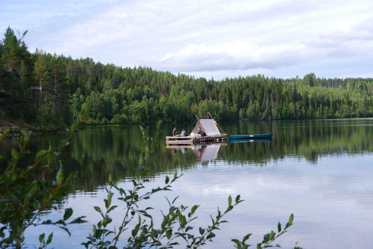 Eco hotel - Granö Beckasin