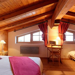 3 rooms 6 persons ski-in ski-out / Apartment La Saulire (Mountain of dream)