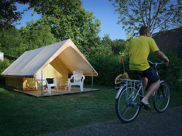 © Camping de la Confluence, CAMPING ONLYCAMP TOURS VAL DE LOIRE LA CONFLUENCE