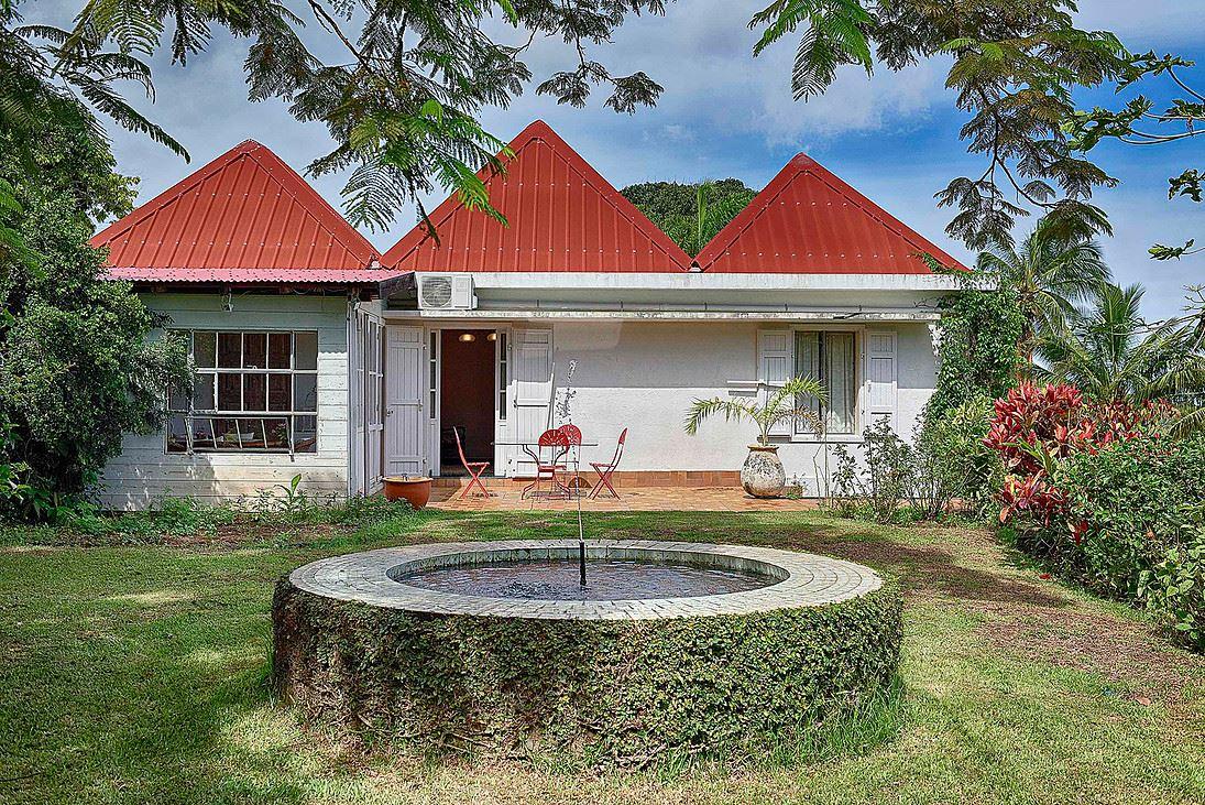 Jardin de la Maison d'Edith