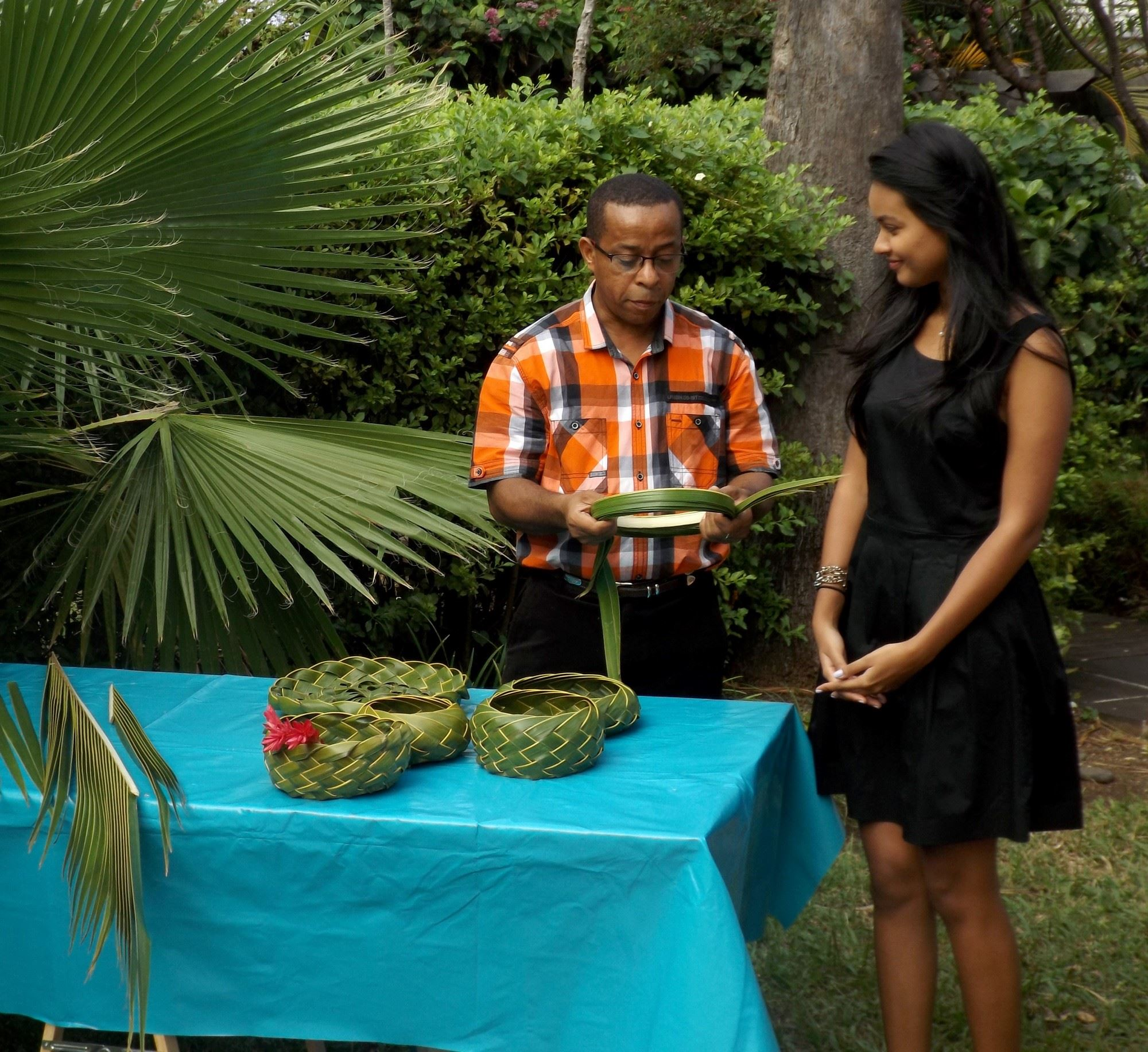 Tressage coco
