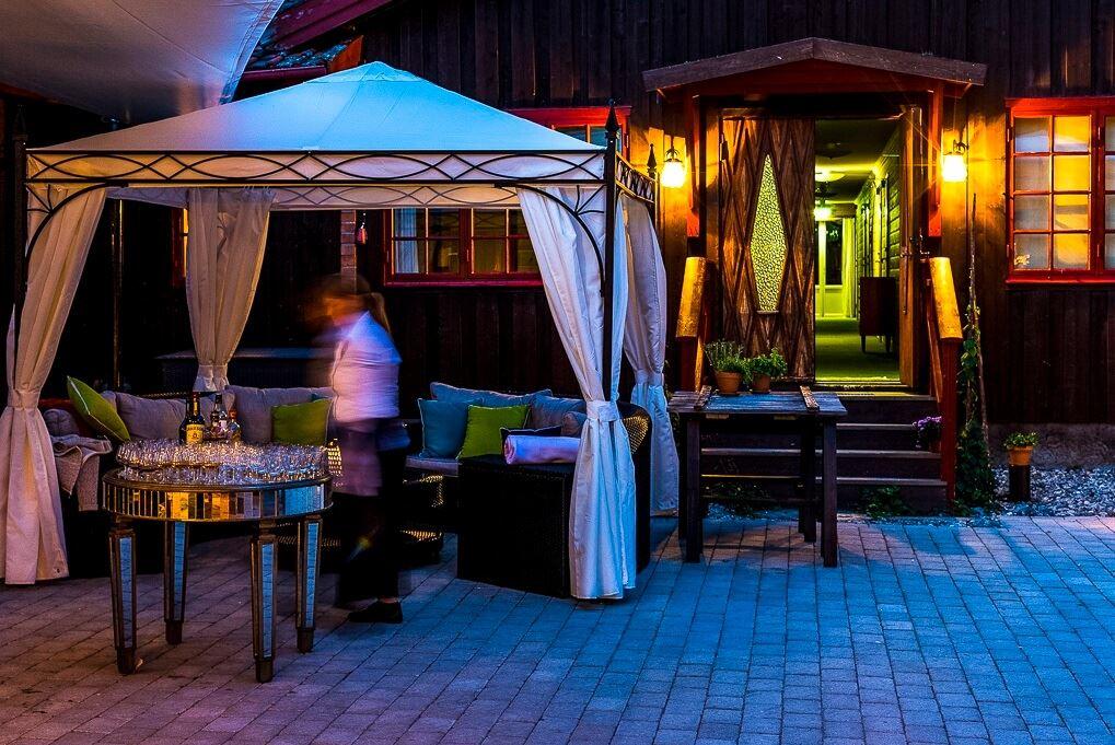 .Hotell Gyllene Bocken