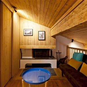 2 rooms 6 people / FONTAINE DU PRAZ 04 (Mountain of Charm) / Tranquillity Booking