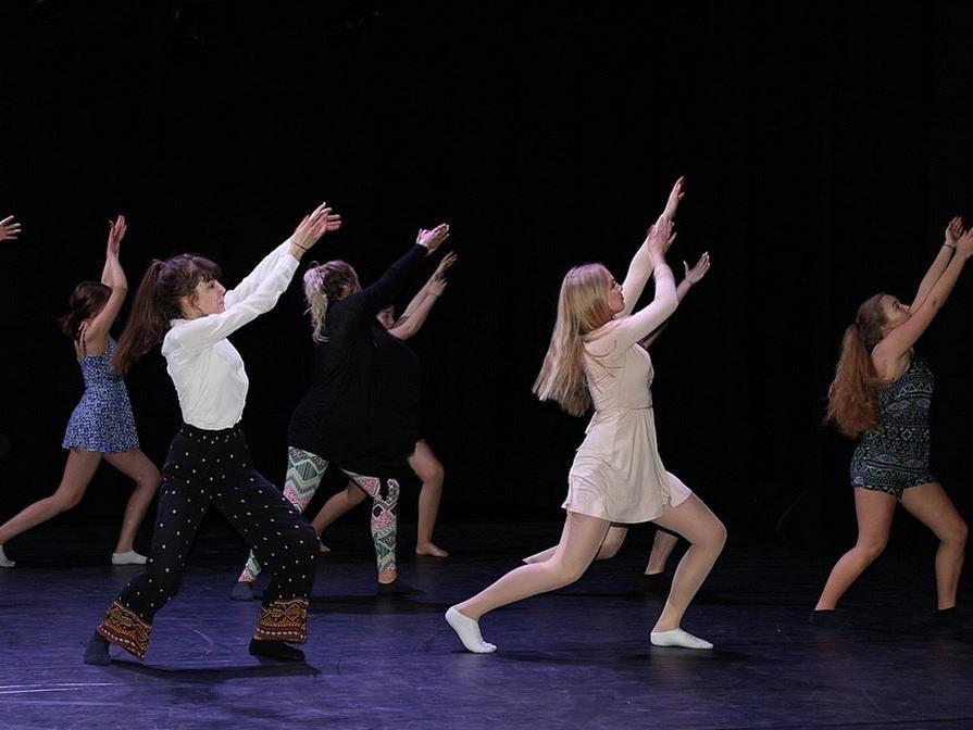 © Umeå Dansskola, Dansläger på sportlovet