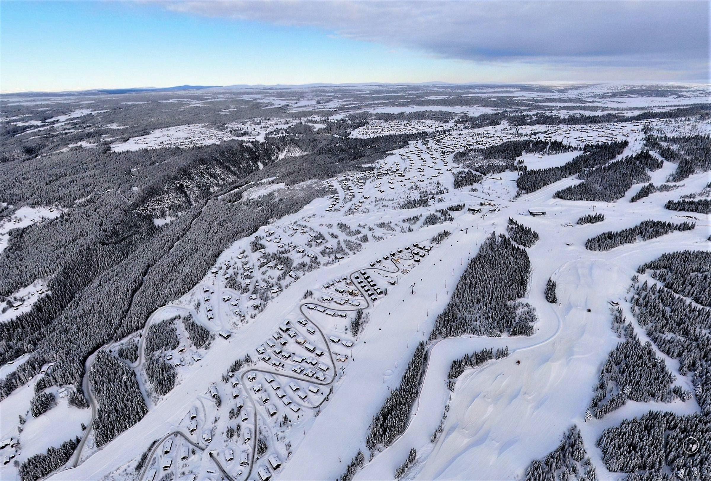 Hafjell Alpinsenter snegaranti