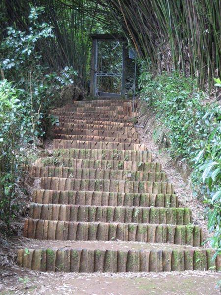 """Kreolischer Garten """"Jardin de la Vallée Heureuse"""""""