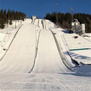 Lysgårdsbakkene Hoppanlegg Lillehammer