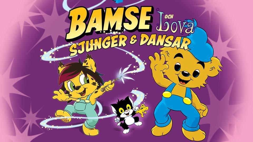 © Bamse Live, Bamse