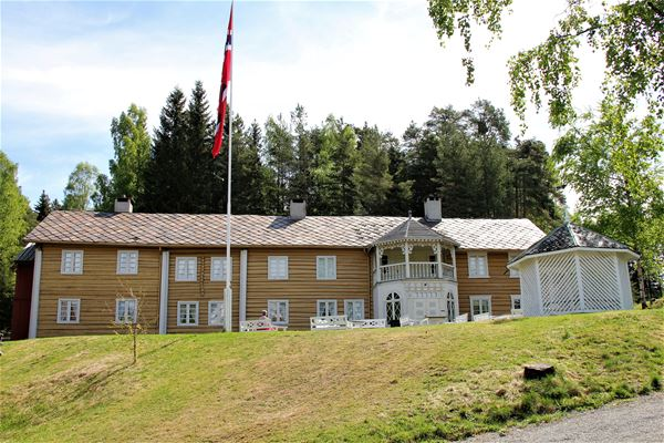 St.Hans på Maihaugen