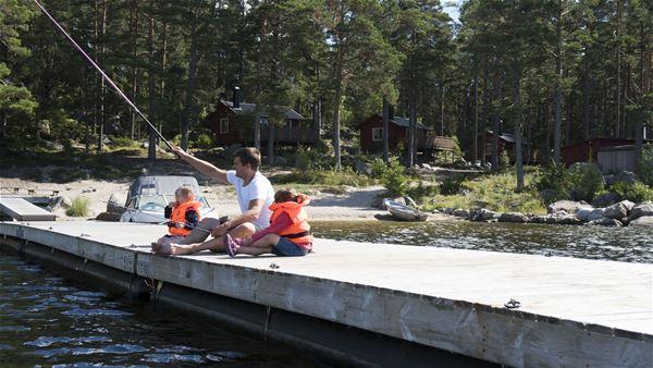 STF Söderhamn/Enskär Skärgårdsstugor