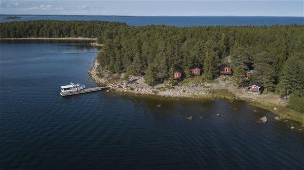 STF Söderhamn/Klacksörarna Skärgårdsstugor