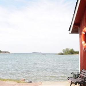Pensionat Solhem - pensionatet vid havet