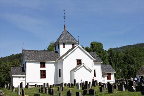Konfirmasjon i Hafjell - Øyer kommune