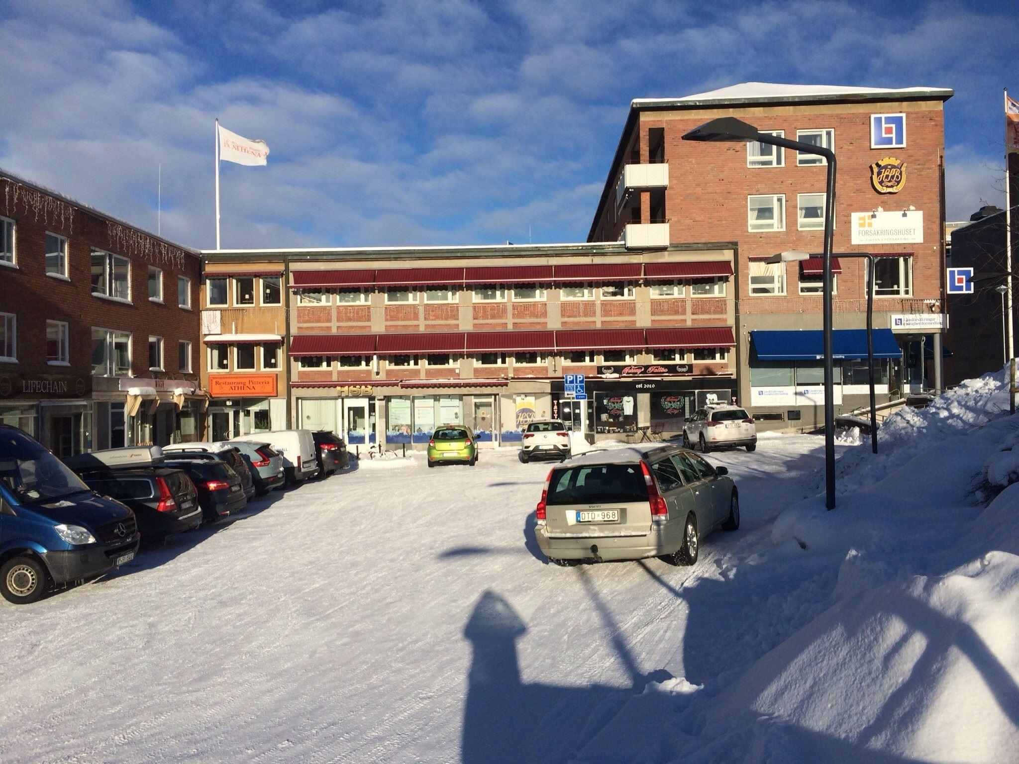 HL312 Lägenhet i centrala Östersund