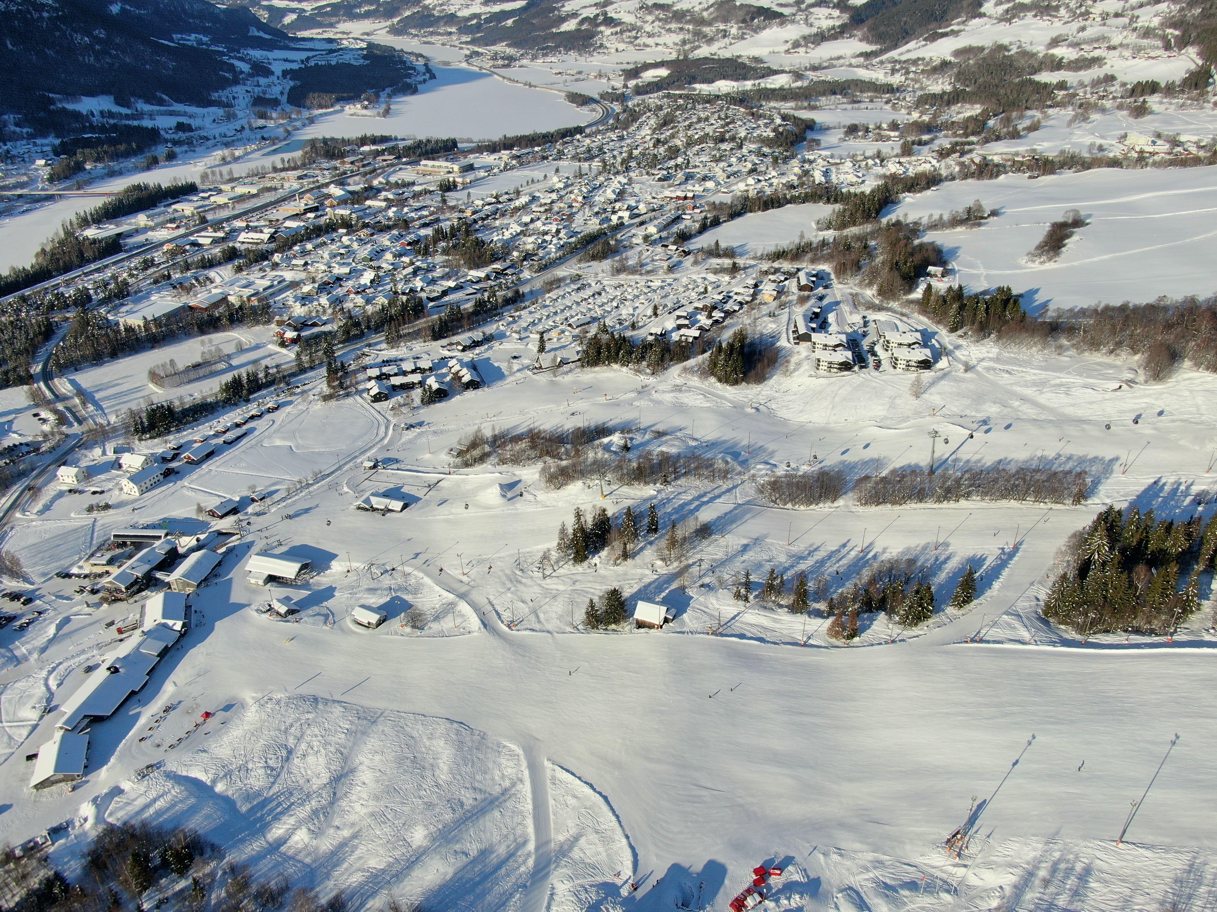 Vinterferie i Hafjell