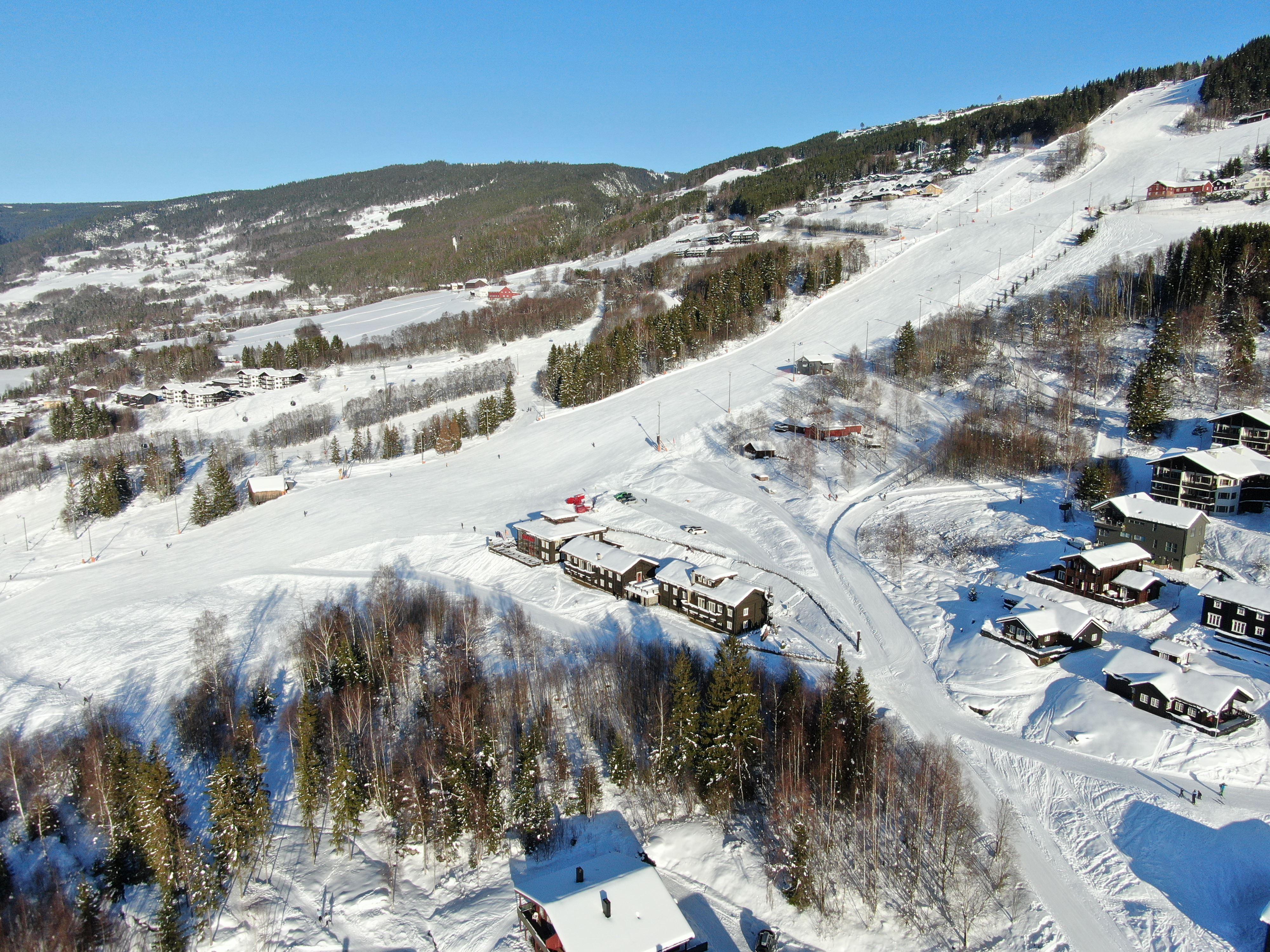 Lunsj Hafjell Lodge