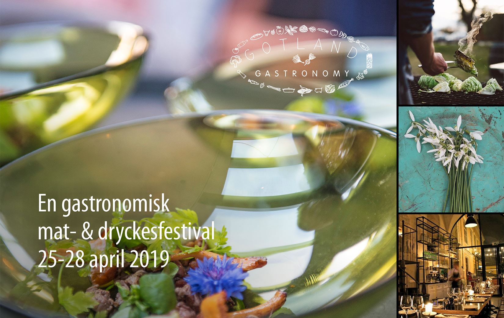 Gotland Gastronomy-paket