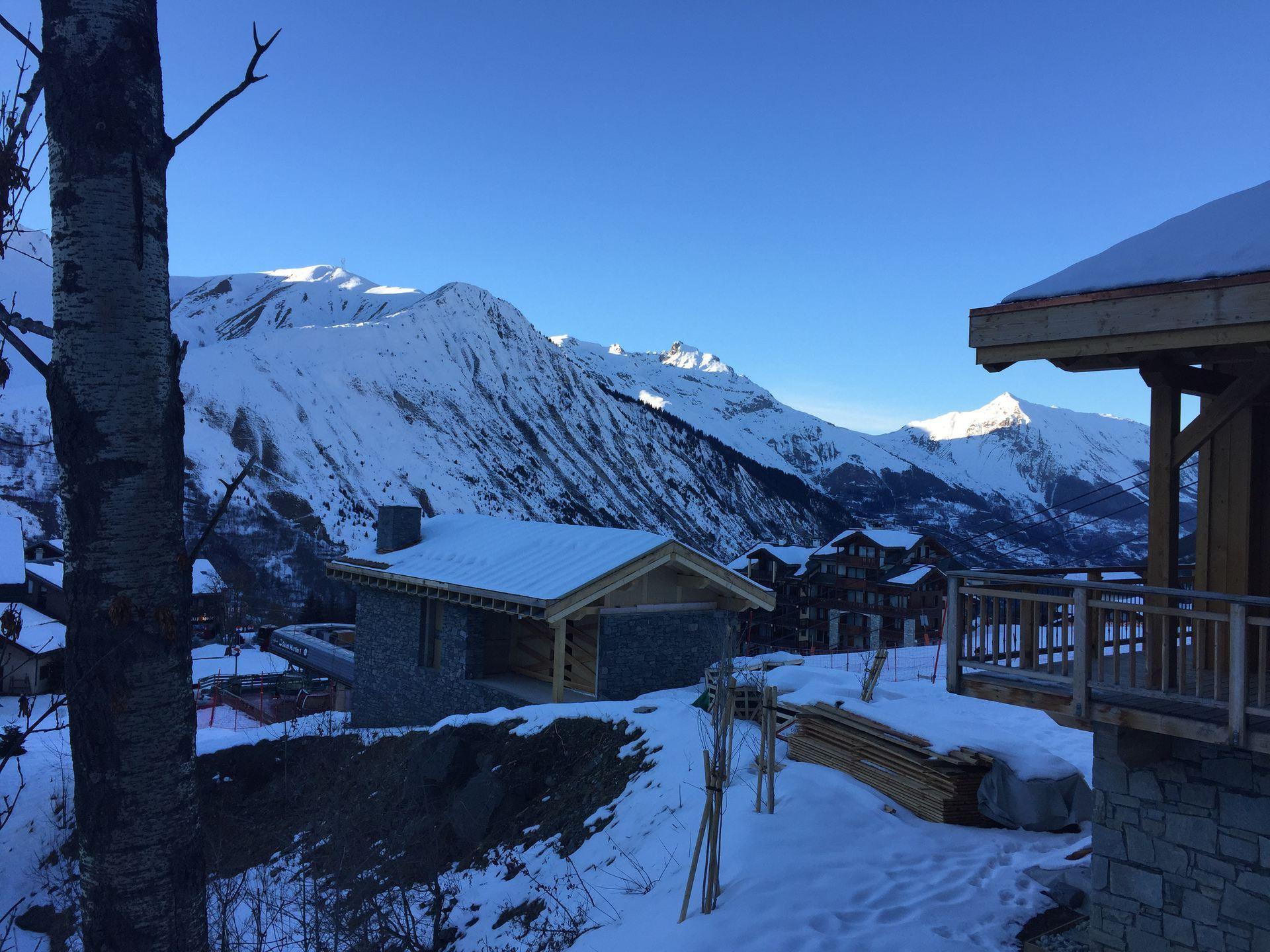 4 Pièces 6 Pers skis aux pieds / CASEBLANCHE D19