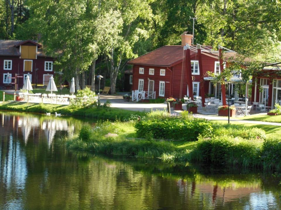 Sommarbuffé med quiz på Växbo Krog