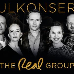 The Real Group Julkonsert