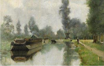 Grez-sur-Loing –Konst och relationer, Waldemarsudde