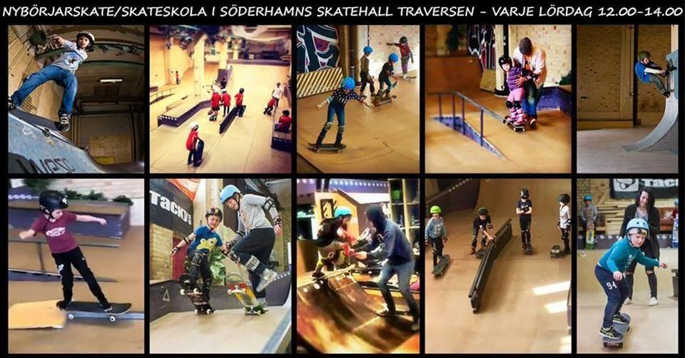 Conny Björklund,  © Söderhamns Skateboardförening, Nybörjarskate Skateboardskola Skateboard Söderhamn