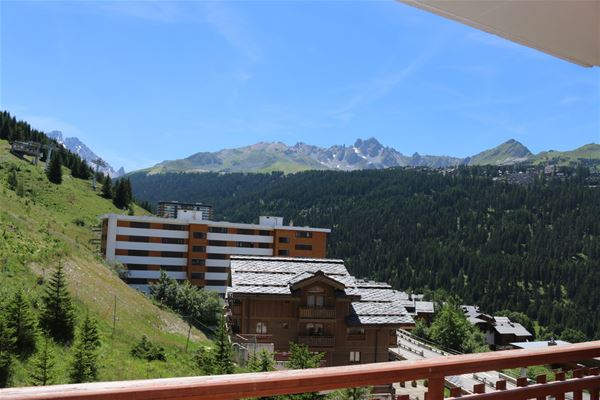 2 rooms 4 people / RESIDENCE 1650 7V (Mountain) / Tranquillity Booking