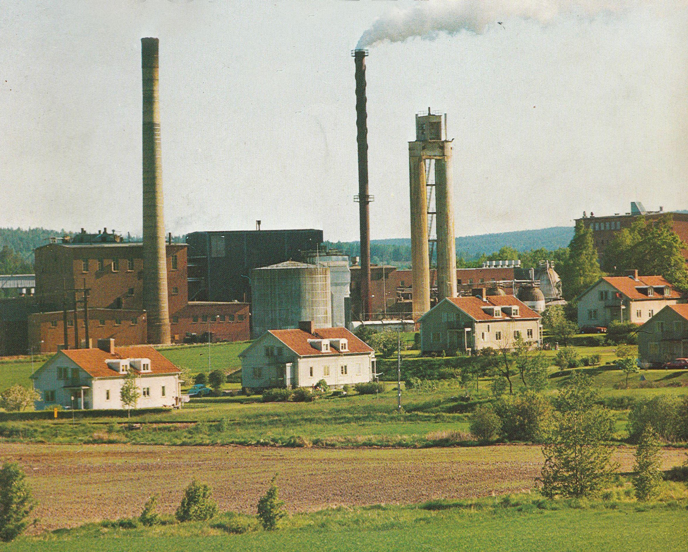 Minnen, föredrag och bildspel från Vannsättersfabriken och film om Kraftverksbygget i Bergvik