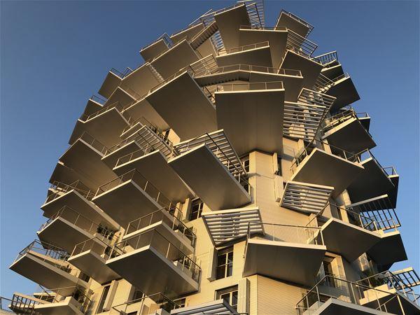 Architectures contemporaines le long du Lez