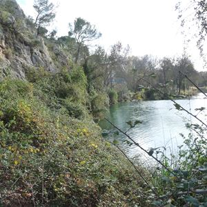 La Mosson, un fleuve côtier