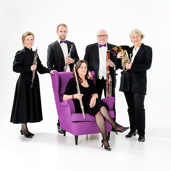 Musica Mobile Nordiska Blåsarkvintetten