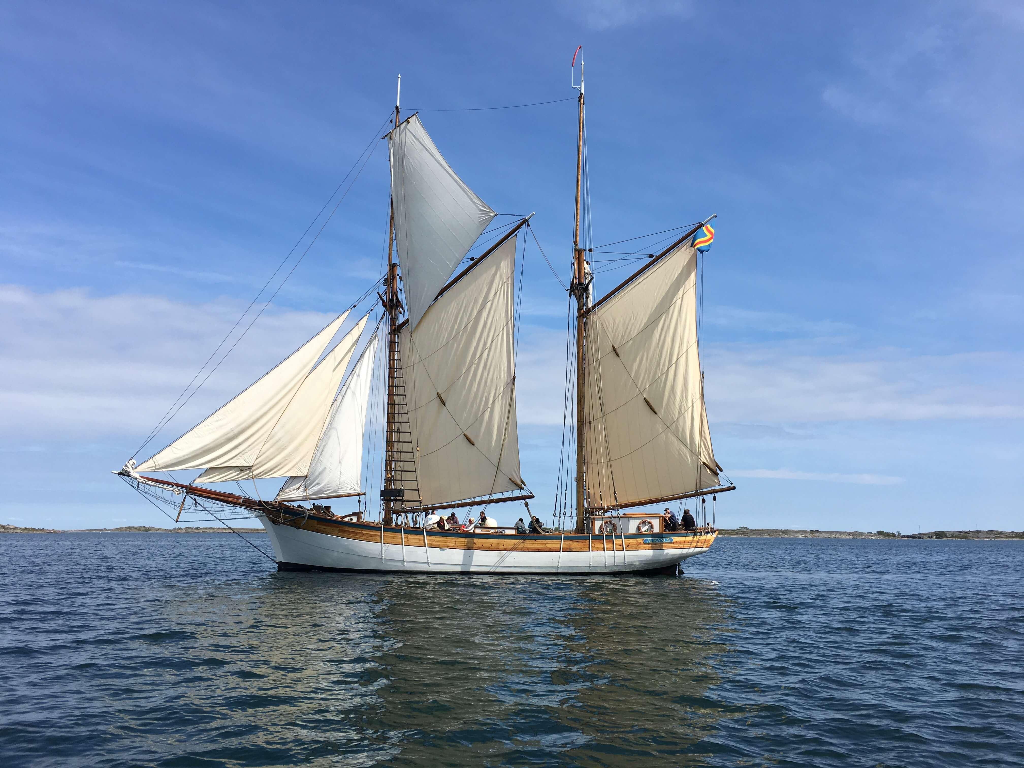 Invigning av pilgrimsleden S:t Olav Waterway - S:t Olavs sjöled