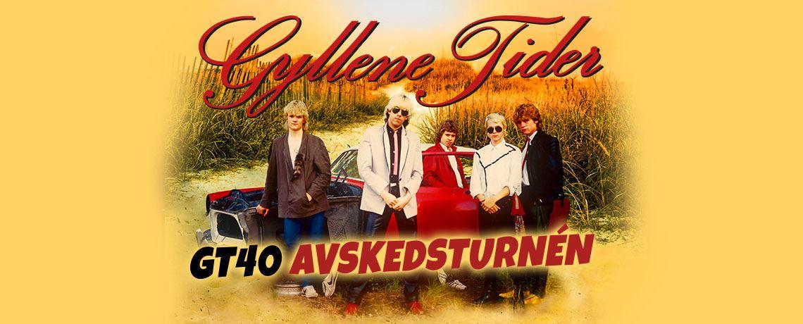 Gyllene Tider - GT40