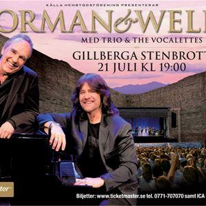 Norman & Wells I Gillberga stenbrott