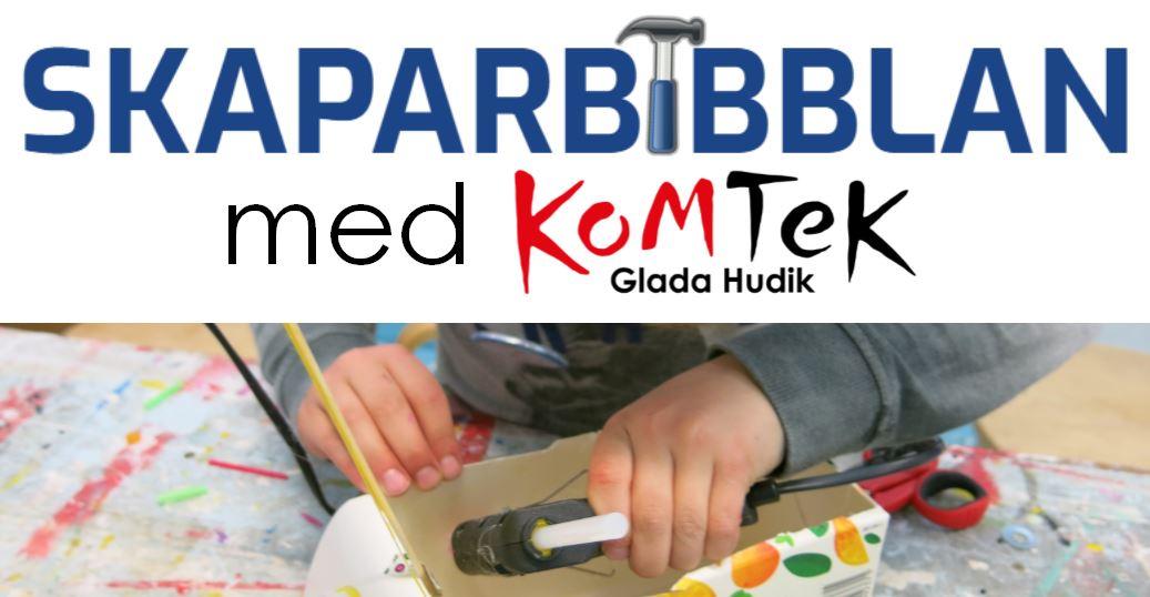 Skaparbibblan med KomTek