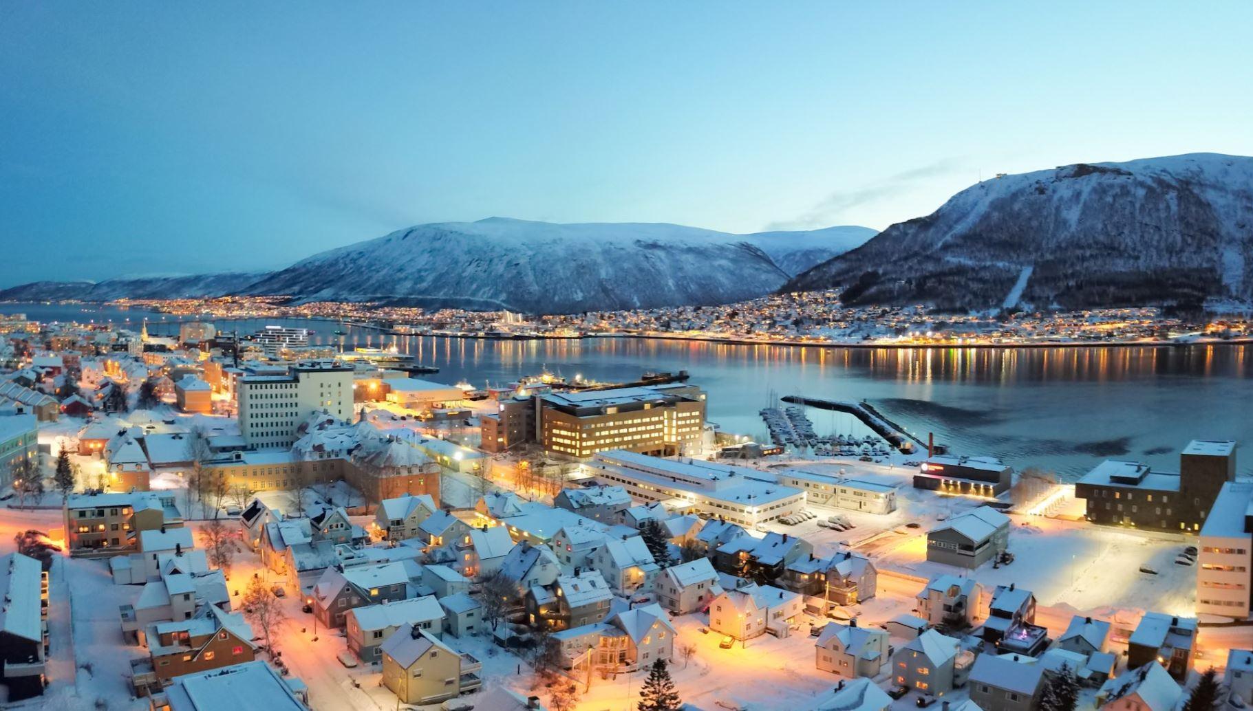 Tromsø City Walk - Northern Norway Travel