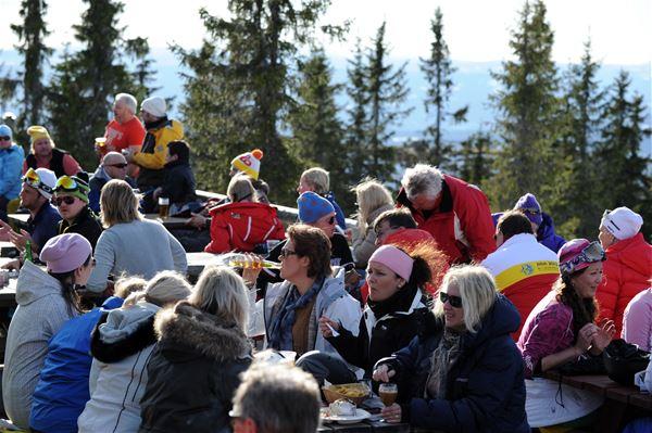 Après ski Hafjell