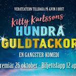 Kitty Karlsson's one hundred gold bars