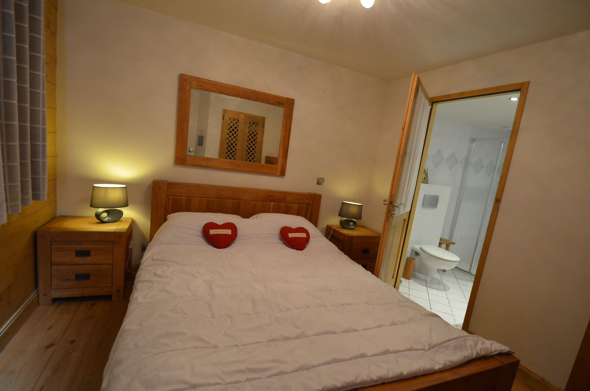 4 Rooms 6 Pers ski-in ski-out / CHALET ADELE 4