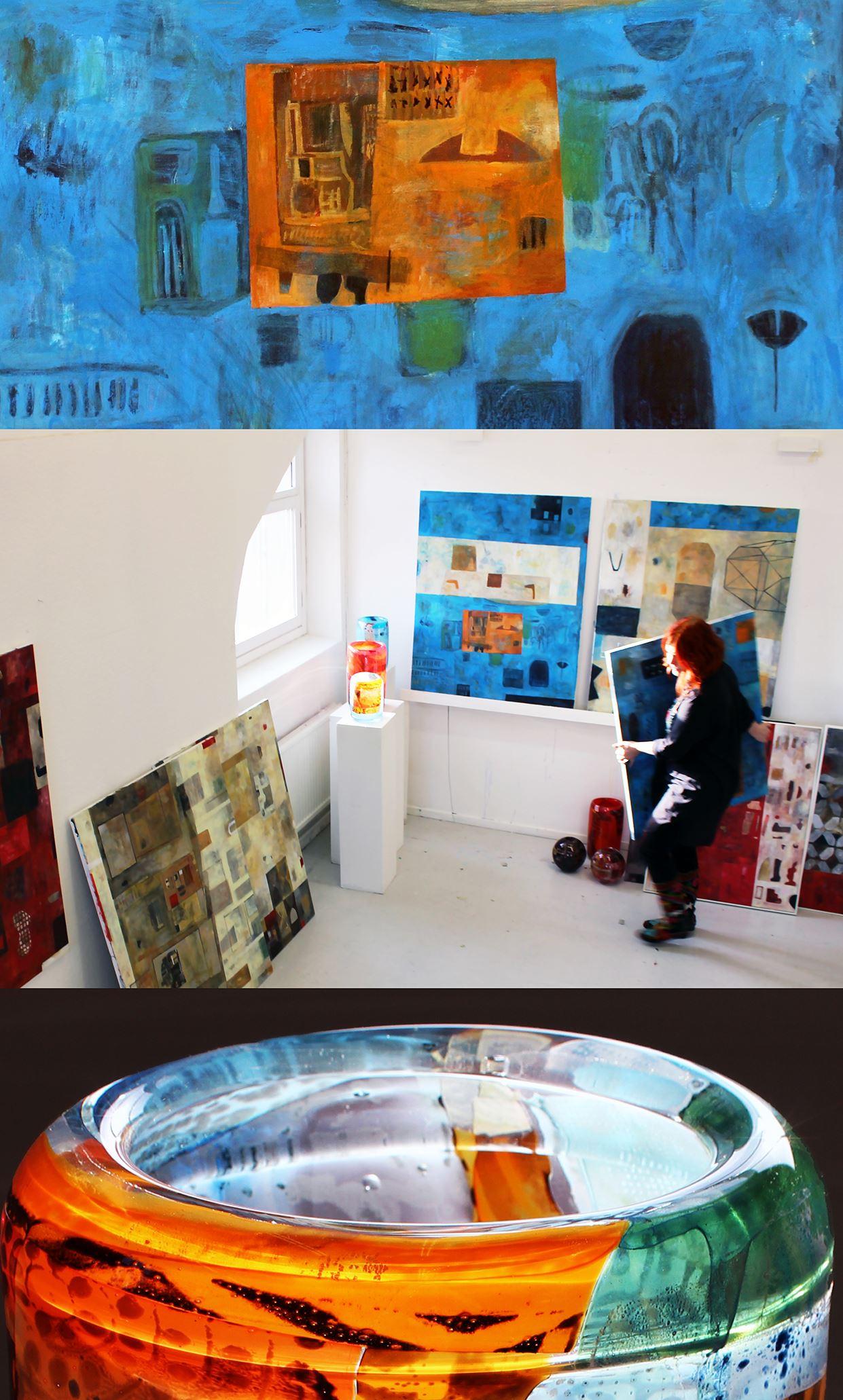 Utställning med Lotta Söder