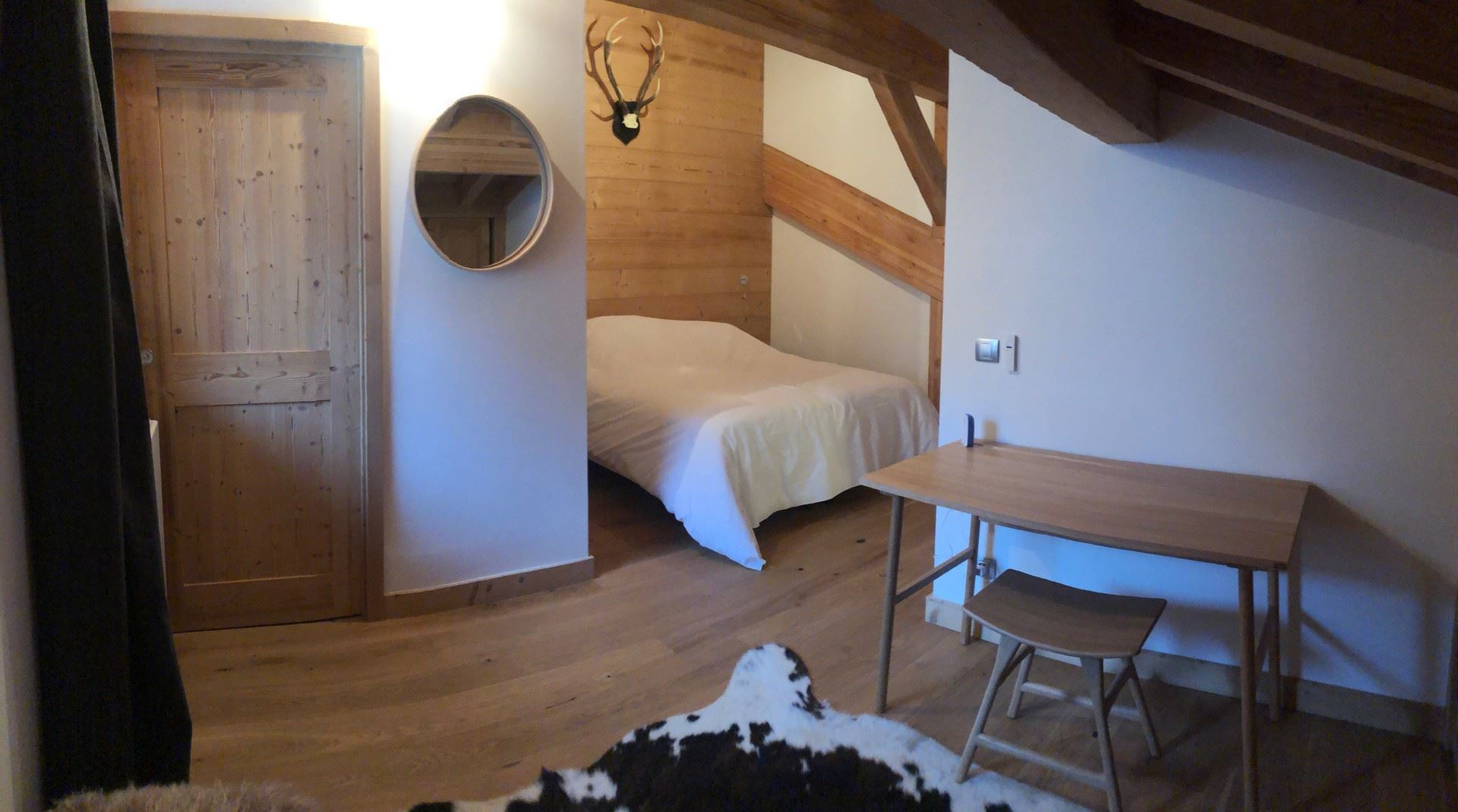 4 Room 6 Pers ski-in ski-out / CASEBLANCHE D17
