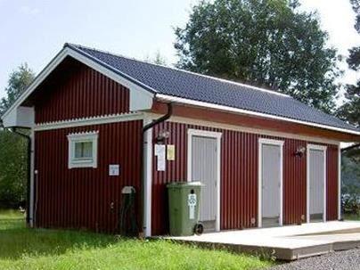 Barbro Holmlund,  © Umeå turistbyrå, Almagrundets Camping, Ramsele