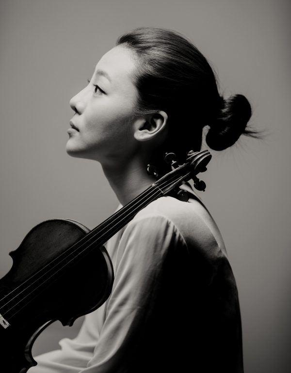 © Estrad Norr, Sibelius violinkonsert