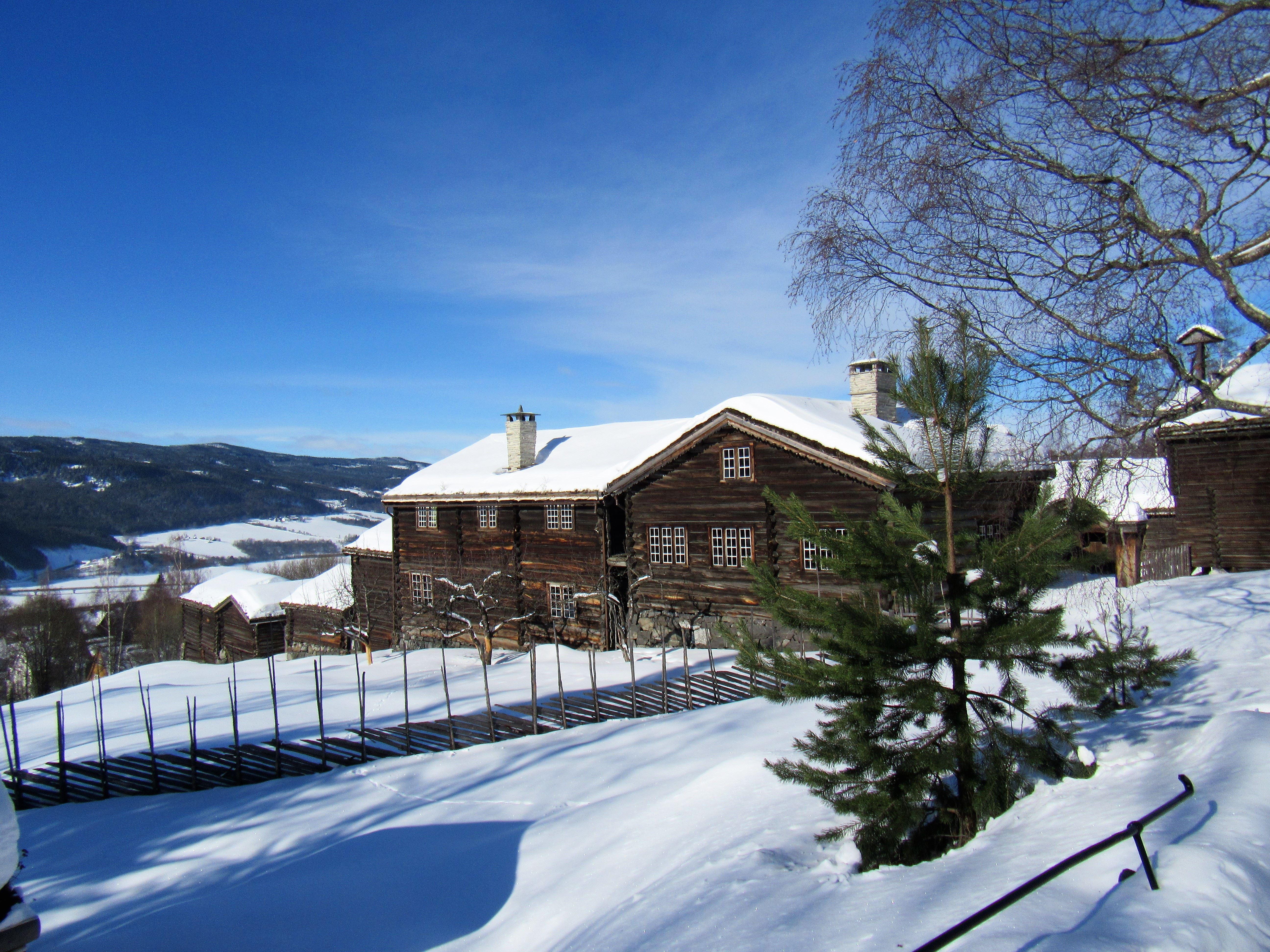 Barnas vinterdag på Maihaugen